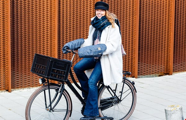 Op de fiets met de Wobs!